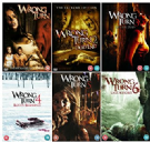 wrong turn - saga completa