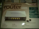 router modem wireless 300n