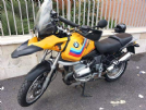 bmw r 1150 gs paris dakar
