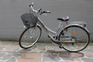 city bike da donna ruote 28 pollici