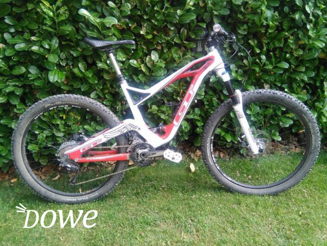 Vendita  mtb enduro 27,5 gt force expert full carbon 2015