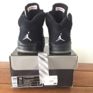 Vendita  nike air jordan 5 v metallic sz 44 (10 us) vnds