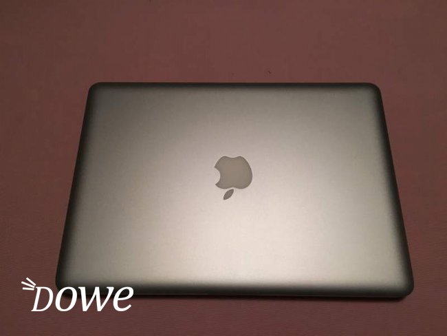 Vendita  apple macbook 13 pollici alluminio