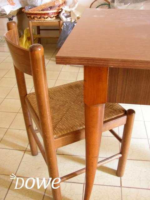 Vendita a ferrara casa e persona in vendita tavolo da cucina in legno anni 60 70 - Tavolo da falegname vendita ...