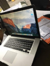Vendita macbook pro