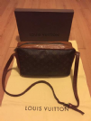 borsa originale louis vuitton vintage