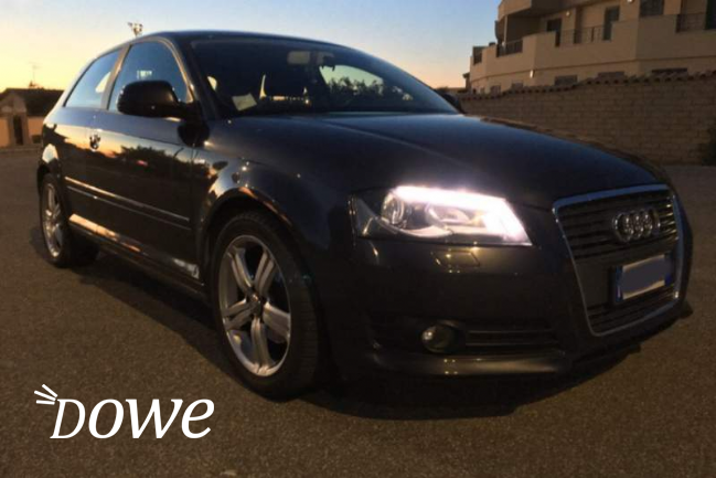 Vendita audi a3 2.0 tdi 140cv 2011 full optional