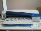 plotter hp designjet 120